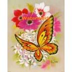 Butterfly  - #XBBF17  -  PRINT
