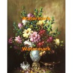 Florals  - #XBFL775  -  PRINT