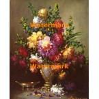 Floral  - #XBFL776  -  PRINT