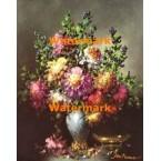Floral  - #XBFL778  -  PRINT