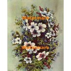 Flower Mix  - #XBFL885  -  PRINT