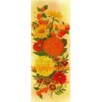 Autumn Flowers  - #XBFL938  -  PRINT
