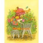 Gardening  - #XBJ678  -  PRINT