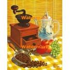 Old Fashioned Coffee Grinder  - XBKM685  -  PRINT
