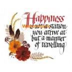 Happiness  - XBKM740  -  PRINT
