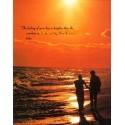 Sunset Stroll  - #XKLSAY11  -  PRINT