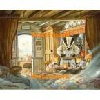 Foxwood Tales  - #XM605  -  PRINT