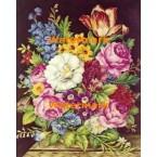 1.  Flowers In A Vase  - #XBMC120  -  PRINT