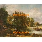 Watermill At Gillingham  - XBMC195  -  PRINT