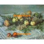 Fruit Still Life  - #XBMC198  -  PRINT