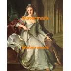 Mme. Henriette De France  - #XBMC87  -  PRINT