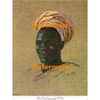 Man From Cameroun  -  XBPO533  -  PRINT