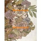 Rose Kitten  - #XRA1381  -  PRINT
