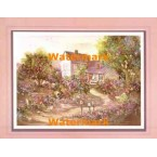 Wildflower Lane  - #XAR01155  -  PRINT