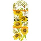 Flowers At Window  - #XBFL1176  -  PRINT