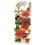 Flowers At Window  - #XBFL1177  -  PRINT