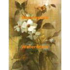 White Flowers  - #XBFL1347  -  PRINT