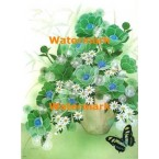 In Green  - XBFL1463  -  PRINT