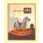 Country Playroom  - #XAR01240  -  PRINT