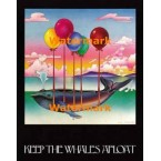 Keep The Whales Afloat  - #XRA1558  -  PRINT