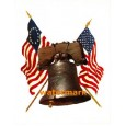 Liberty Bell  - #XKF1277  -  PRINT