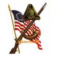 Patriotic  - #XKF1278  -  PRINT