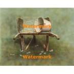 Antique Wheelbarrow  - #XBSC1292  -  PRINT