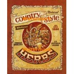 Country Style Herbs  - #XD10137  -  PRINT