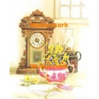 Grandfather Clock  - #XD10208  -  PRINT