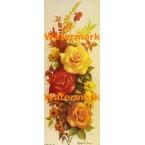Autumn Roses  - #XD10740  -  PRINT