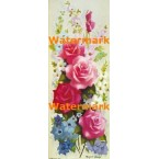 Spring Roses  - #XD10741  -  PRINT