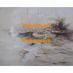 Sailboats  - #XD10626  -  PRINT