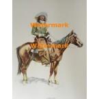An Arizona Cowboy  - #XFR4 -  PRINT