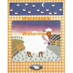 Gingham Sheep  - #XD50985  -  PRINT