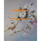 Tender Butterflies  - #XKH1544  -  PRINT