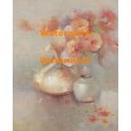 Swan Bouquet  - #XKH2647  -  PRINT