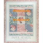 Paper Hearts  - #XKH3807  -  PRINT