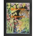 Leopard Fantasy  - #XKVH3919  -  PRINT