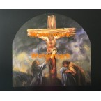 God's Everlasting Love  - #XKVH4742  -  PRINT