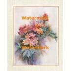 Chrysanthemum  -  #XKFL2573  -  PRINT