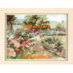 Garden Path  - #XKFL2816  -  PRINT