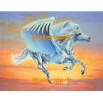 Pegasus  - #XKL2520  -  PRINT