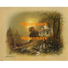 Waterpump  -  #XBSC2867  -  PRINT