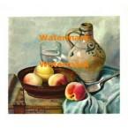 Peaches  - #XD2755  -  PRINT
