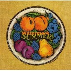 Summer  - #XD6381  -  PRINT
