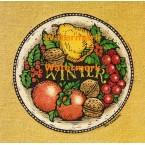 Winter  - #XD6383  -  PRINT