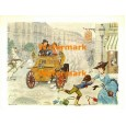 The Horseless Carriage  - #XD7259  -  PRINT