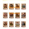 Astrological Signs  - #XD8090  -  PRINT (12 UP Images)
