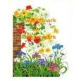Spring Garden  - #XD8580  -  PRINT