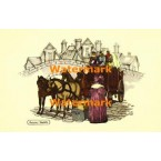 The Stagecoach  - #XKE1420  -  PRINT